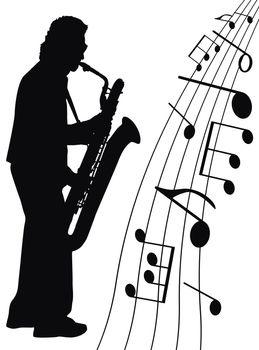 Jazz for sax