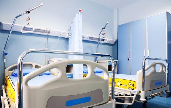 hospital room rehabilitation beds