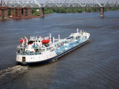 Ship transportation industry freight vessel