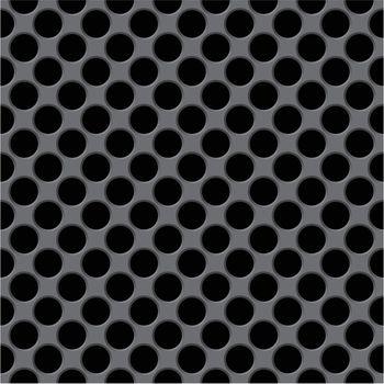Grate - seamless texture