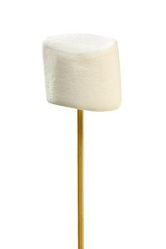 Marshmallow on skewer