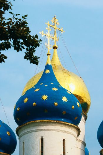 Domes of the Assumption Cathedral