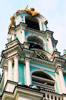 Belfry of the Trinity Sergius Lavra