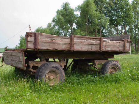 Cart vehicle
