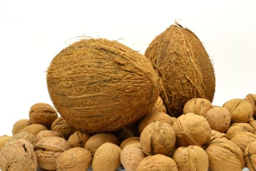 Coconuts and Greek nuts