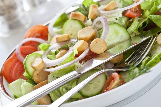 Big Salad Dish