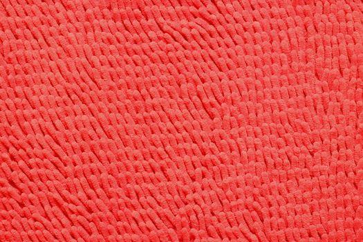 Microfiber bath mat
