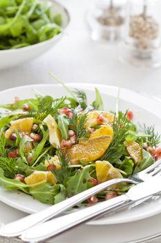 Gourmet Salad Meal
