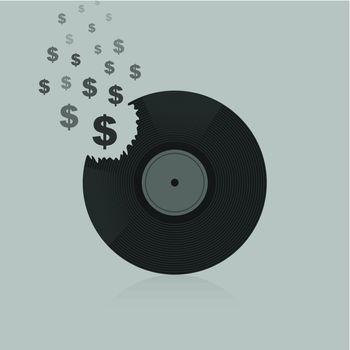Dollar Vinyl