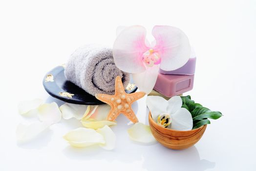 special spa flowers
