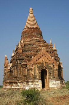 Ruins of Bagan, Myanmar