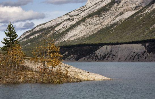 Lake Rocky Mountains