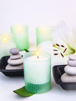 Luxury spa salon