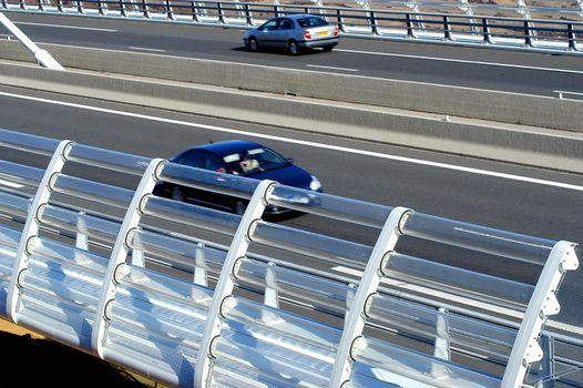 motorway viaduct