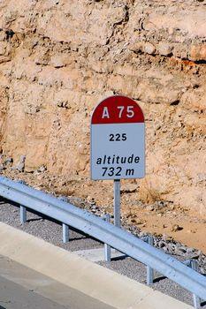 motorway mileage