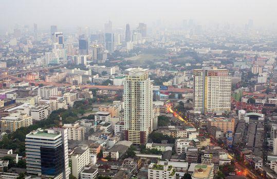 The capital of Thailand - Bangkok