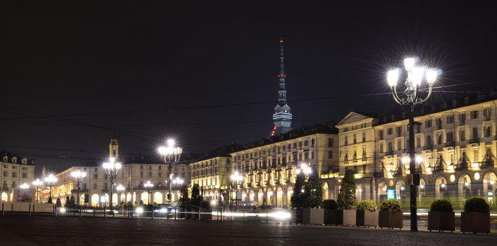Piazza Vittorio Emanuele II in Turin