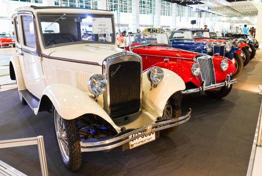 Vintage car Austin Seven
