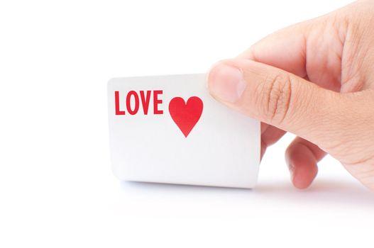 Love gamble
