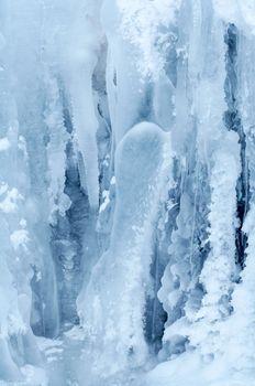 Frozen Waterfall 3