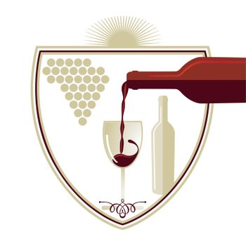 Wine - sign