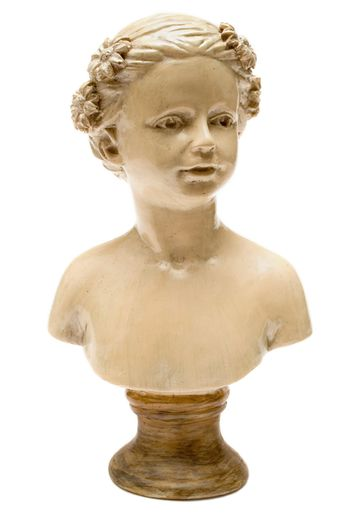Small Bust of a Girl