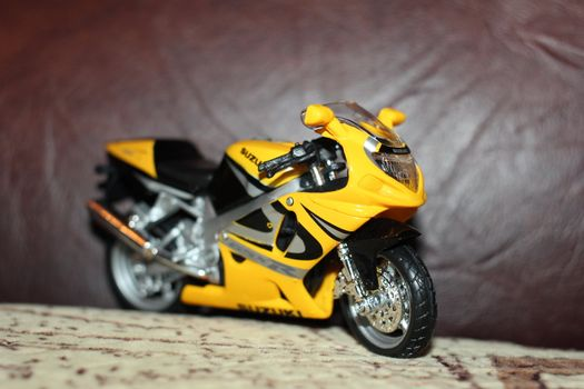 Suzuki replica