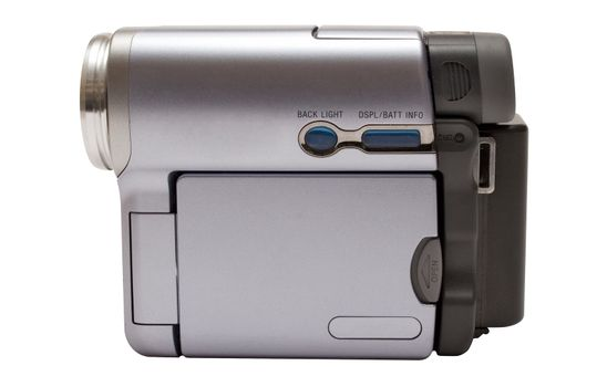 Consumer Camcorder with Clipping Path