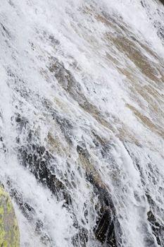 cascade detail at Gredos