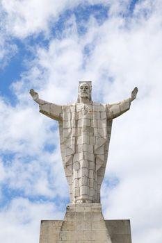 Jesus Sacred Heart monument