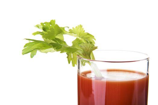 Tomato juice, bloody mary