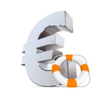 Lifebelt for the Euro