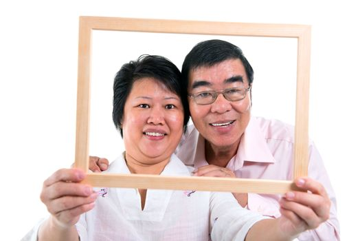 Southeast Asian couple