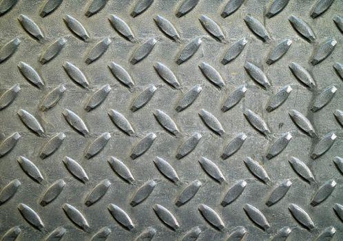 Diamond Metal Background Texture