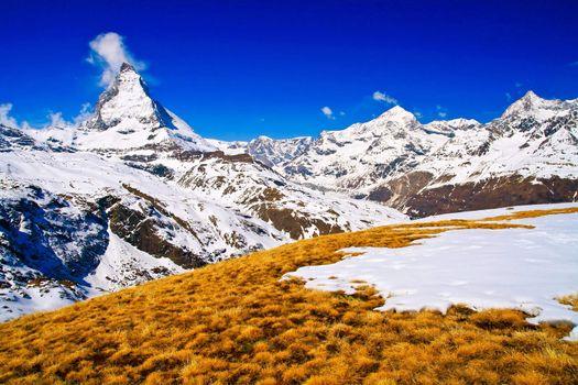 Matterhorn Zermatt Switzerland