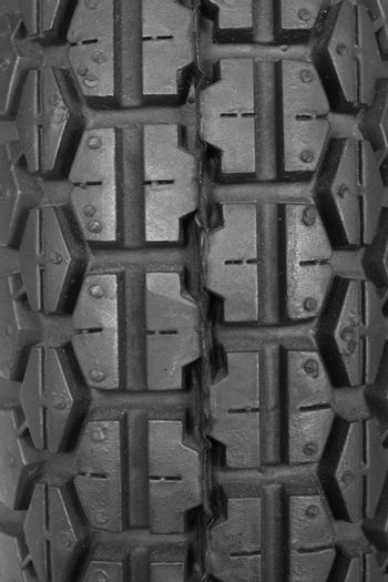 pattern of black tyre using as background