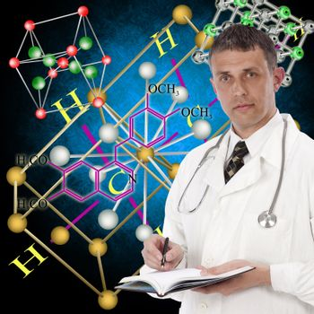 Scientific researches in the field of creation of the newest medical preparations