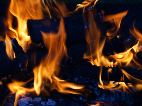 Flames and Embers