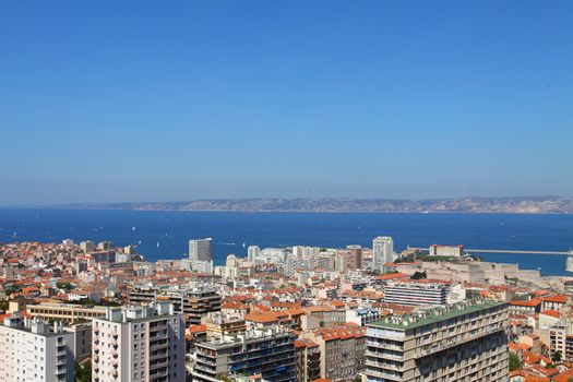 Marseille in France