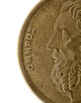 Homer - Greek poet and storyteller