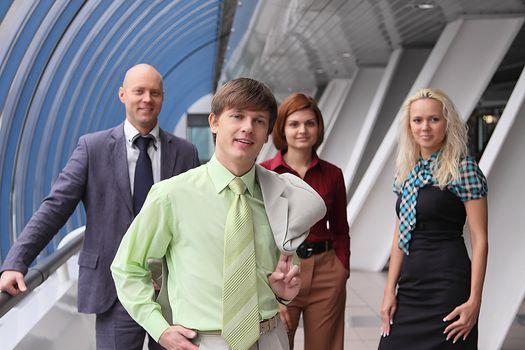 Command of businessmen