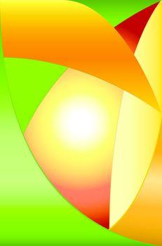 Summer sun | Eps10, Ai15