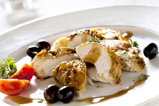Gourmet Chicken Fillet