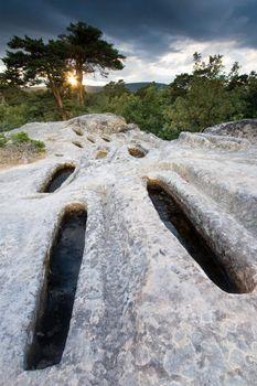 Necropolis of Cuyacabras, Quintanar de la Sierra, Sierra de la D