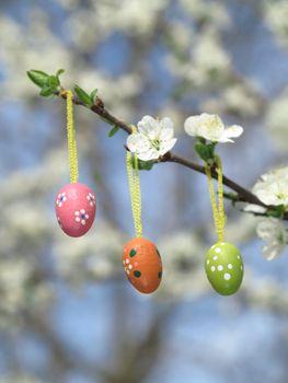 Easter Tree egg