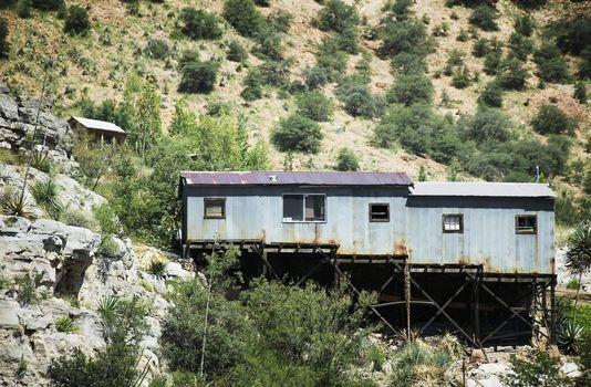Miner's Shack, Bisbee, Arizona