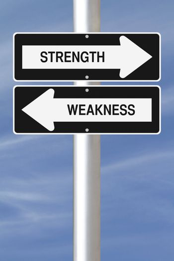 Strength and Weakness