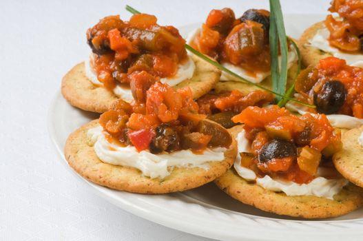 Mediterranean Appetizers