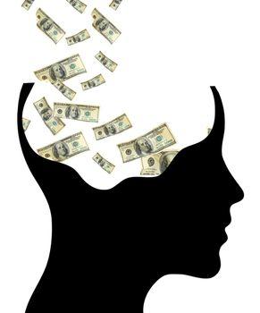 Dollars to control the human brain,