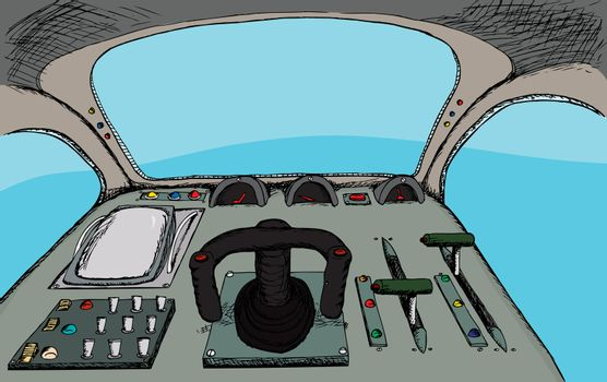 Retro Cockpit
